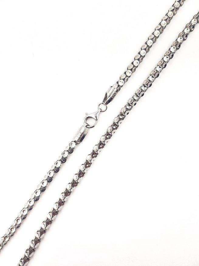 Silber Halsketten - Königsketten II 1