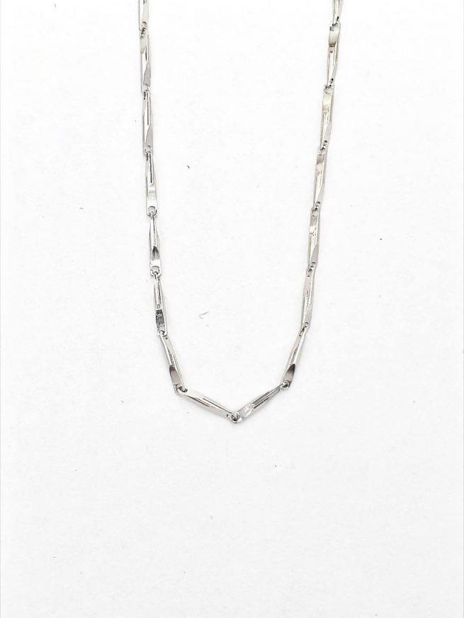 Halskette Herren Silber