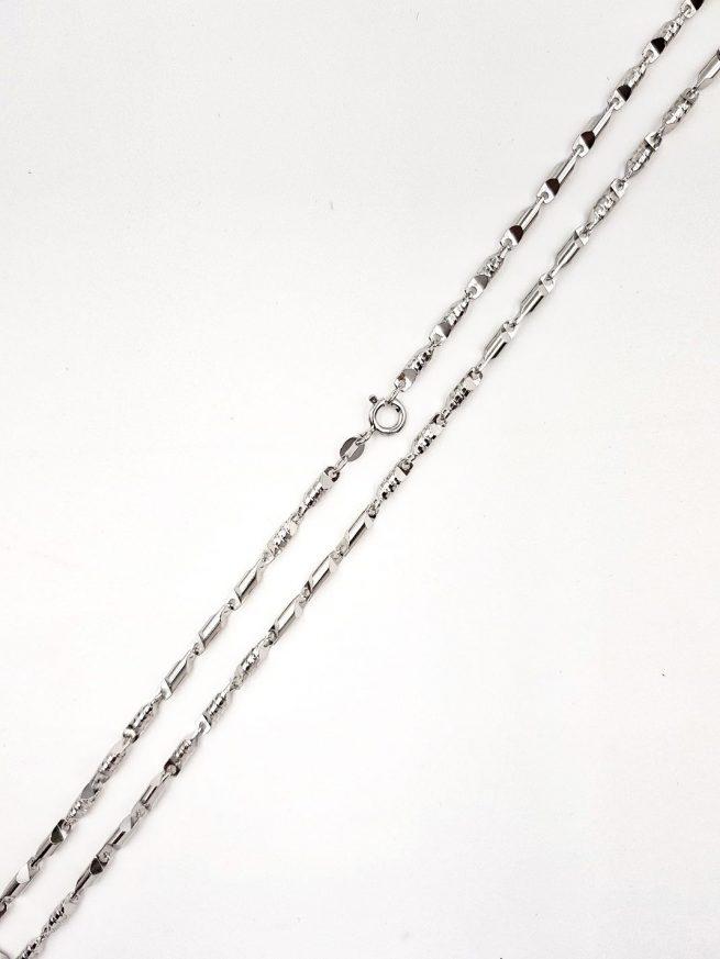 Silber Halsketten-Design 69 1