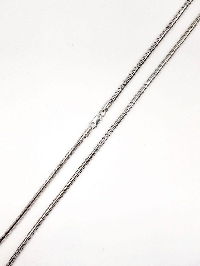 Silber Halsketten-Design 62 1