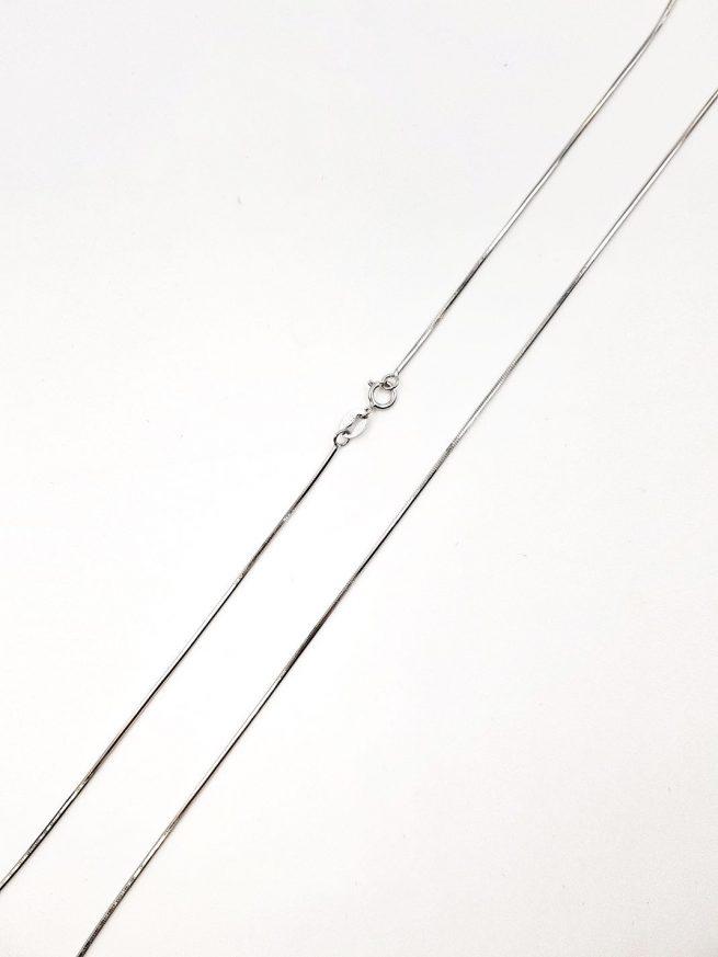 Silber Halsketten-Design Fine 7 1