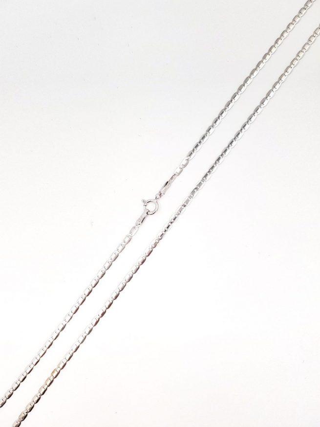 Silber Halsketten-Design 78 1
