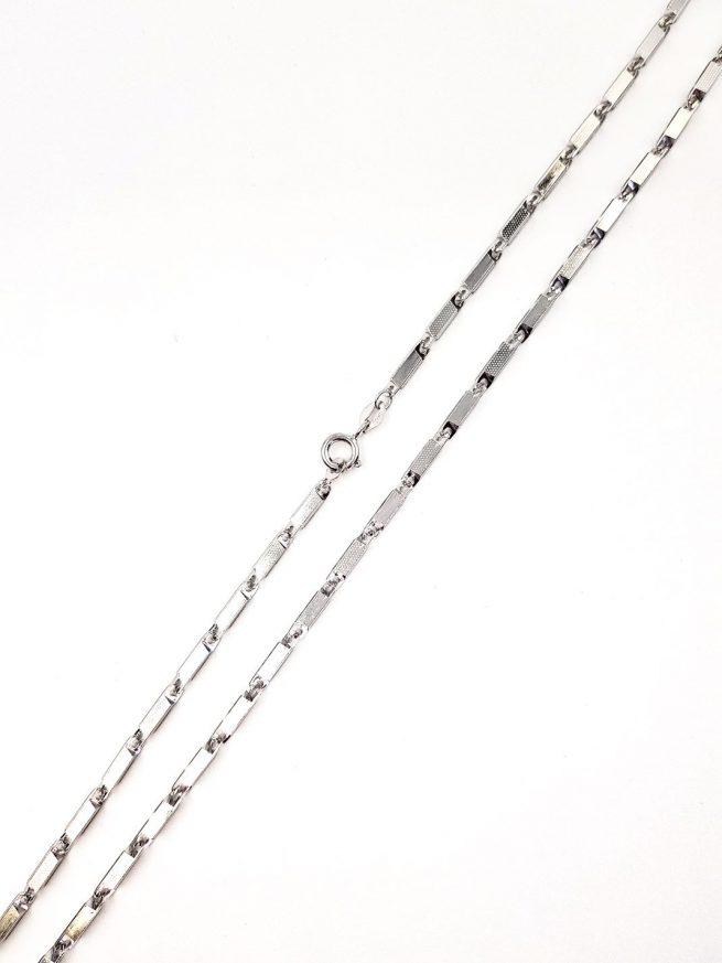 Silber Halsketten-Design 76 1