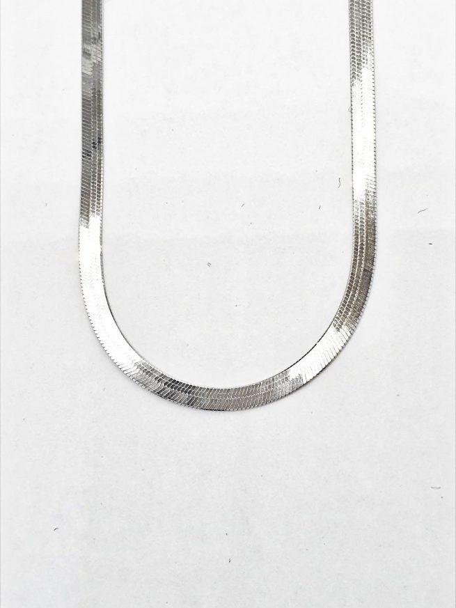 Silber Halsketten-Pharao 2