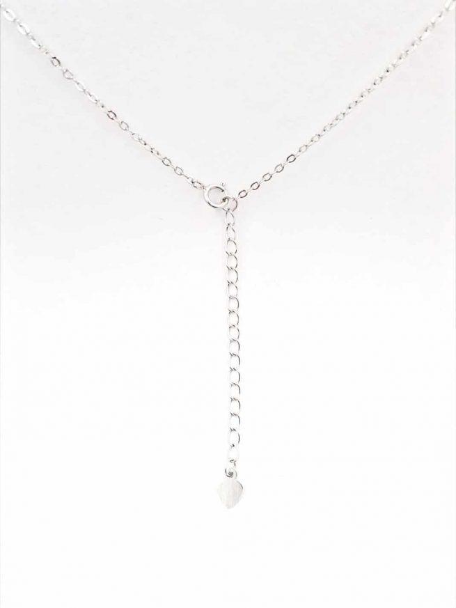 Silber Halskette für Damen Design 81 1