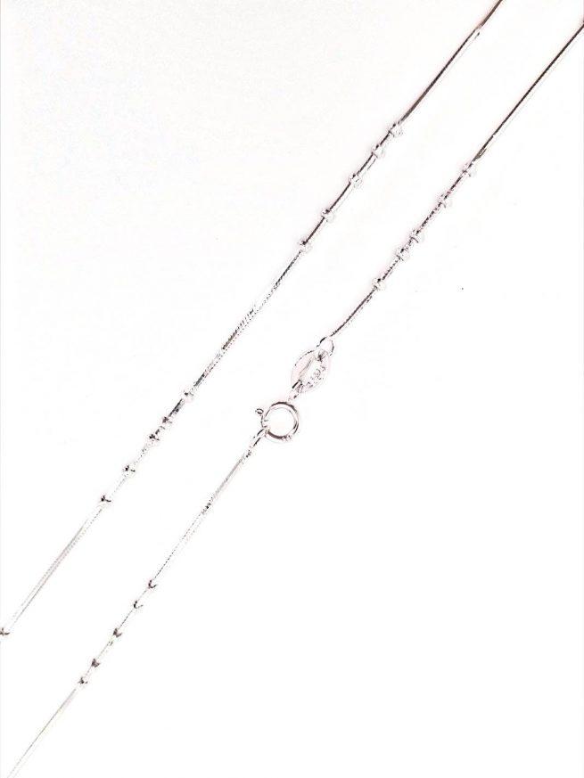 Silber Halskette - Design 4 1