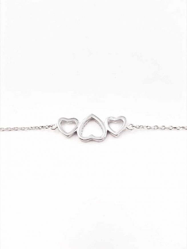 Love in Love Silber Armband 1