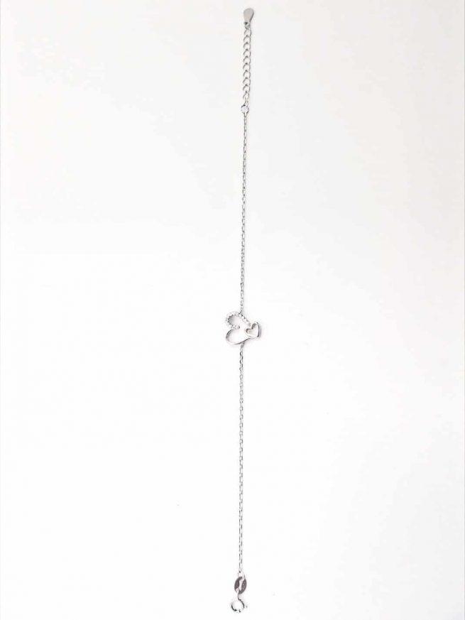 Love & Love Silber Armband 4