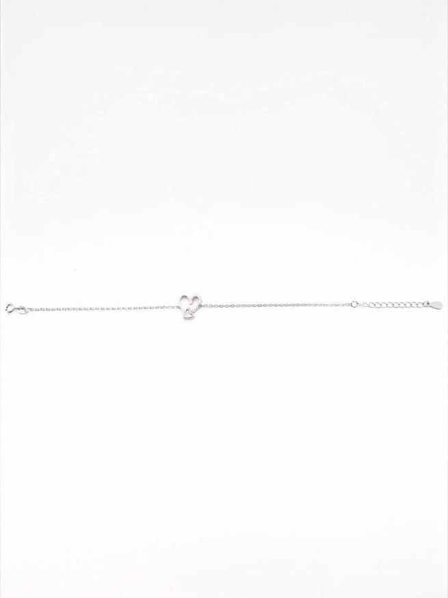 Love & Love Silber Armband 3