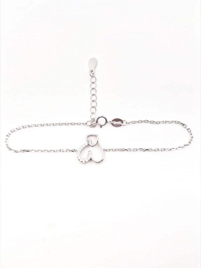Love & Love Silber Armband 2