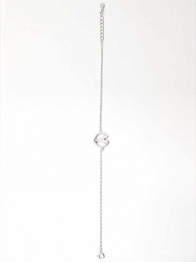 Paris Silber Armband 4