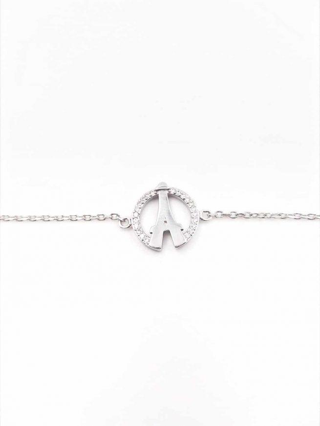 Paris Silber Armband 1
