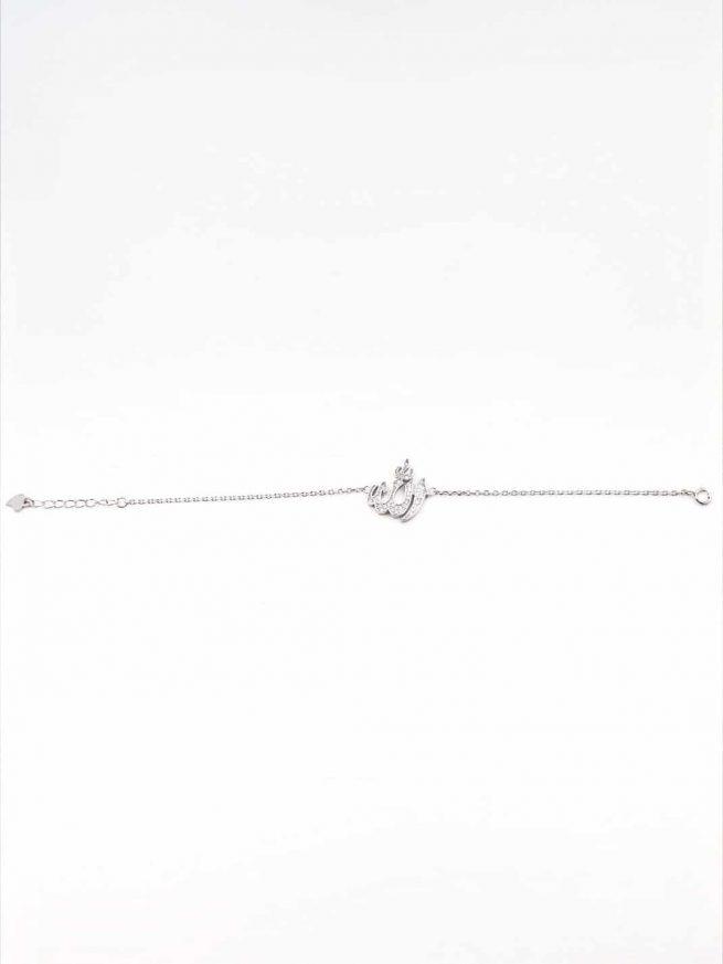 Love Silber Armband ll 3