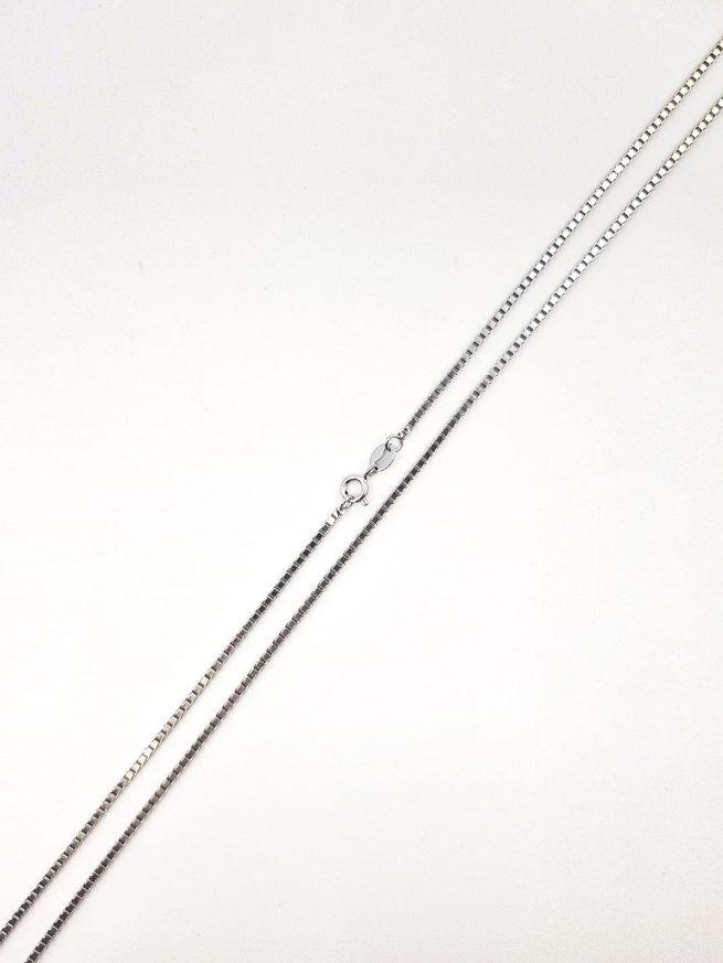 Silber Halsketten-Design 50 1