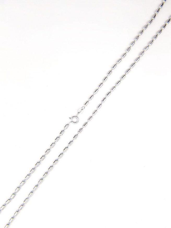 Silber Halsketten - Design 555 1