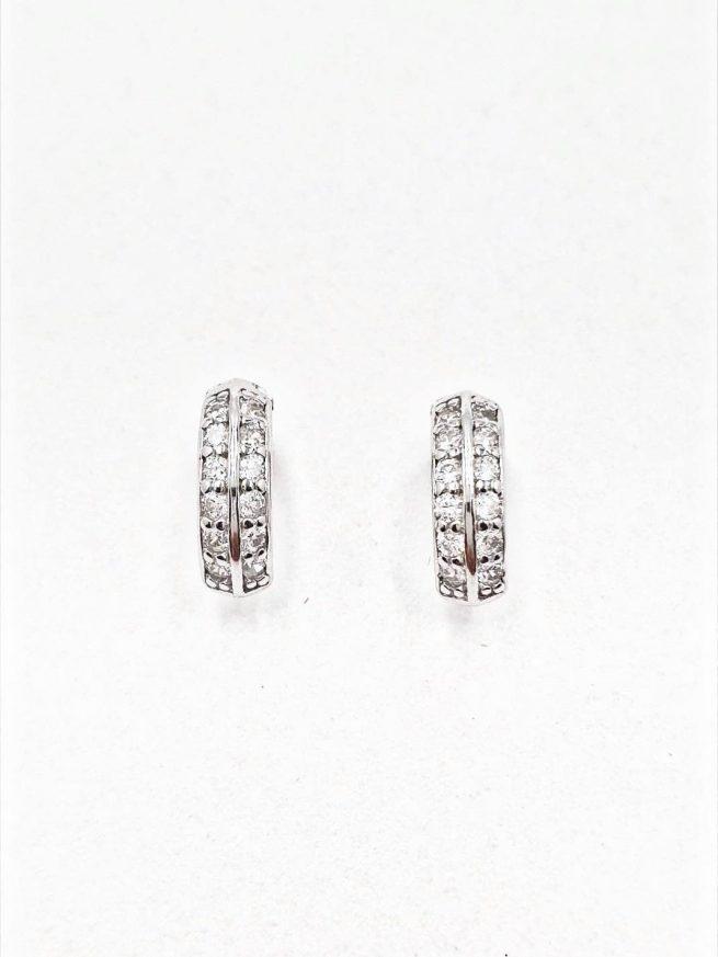 Silber Ohrringe Design 77 1