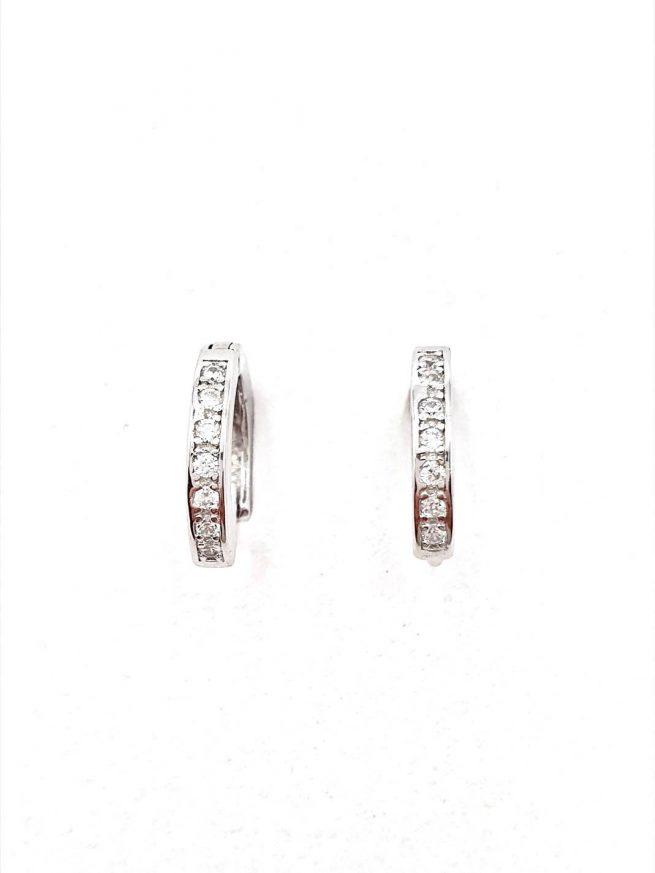 Silber Ohrringe Design 25 1
