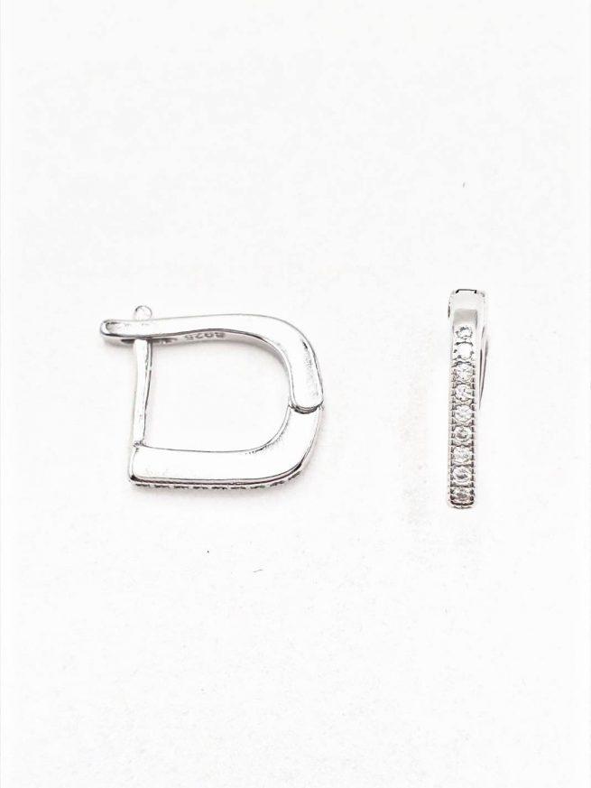 Silber Ohrringe Design 22 2