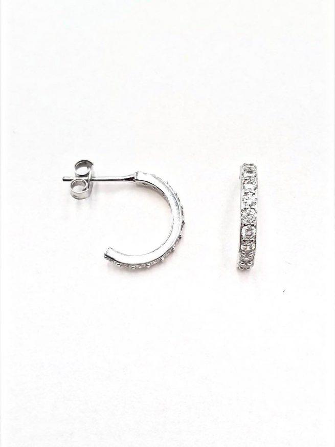 Silber Ohrringe Design 30 2
