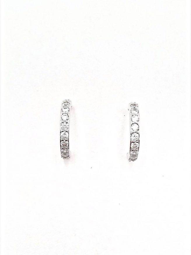 Silber Ohrringe Design 30 1