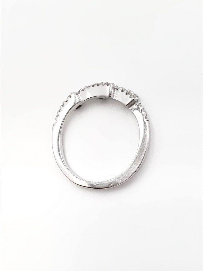 Silber Fingerring 1