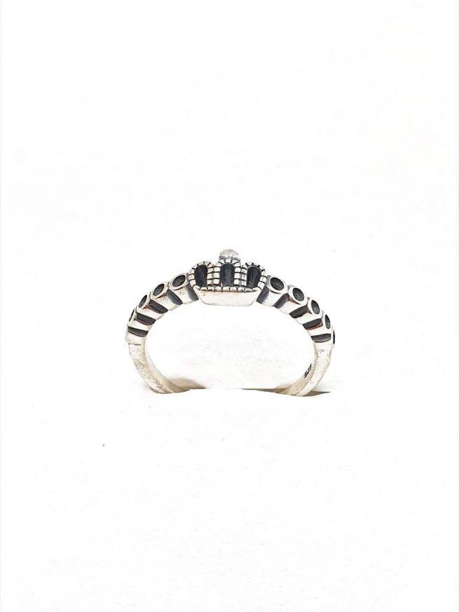 König Silber Ring 1