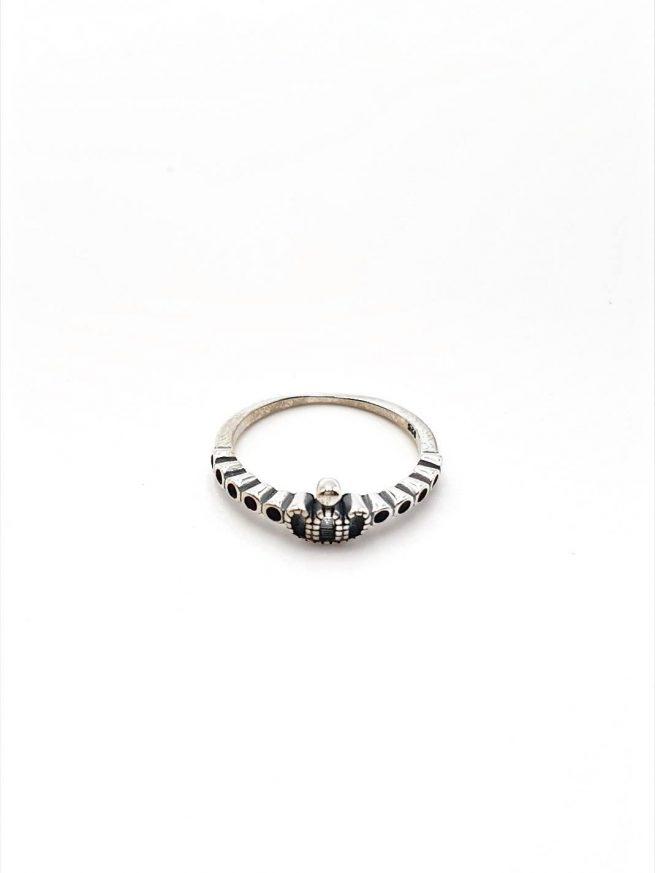 König Silber Ring 2
