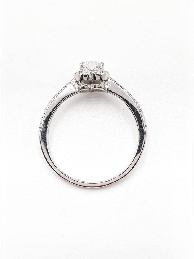 Love II Silber Ring 3