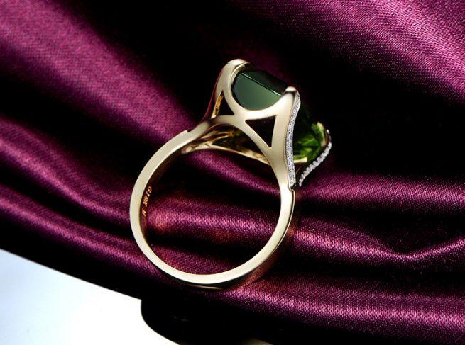 Modischer Ring 4