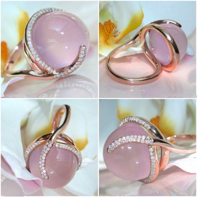 Modischer Ring 1