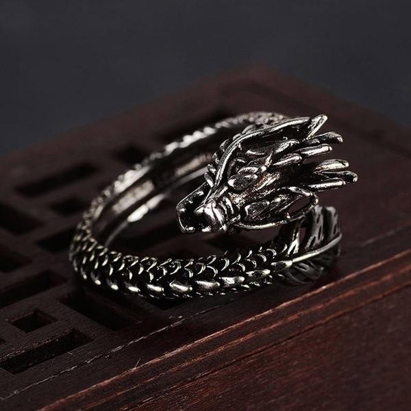 Drachen Ring 2