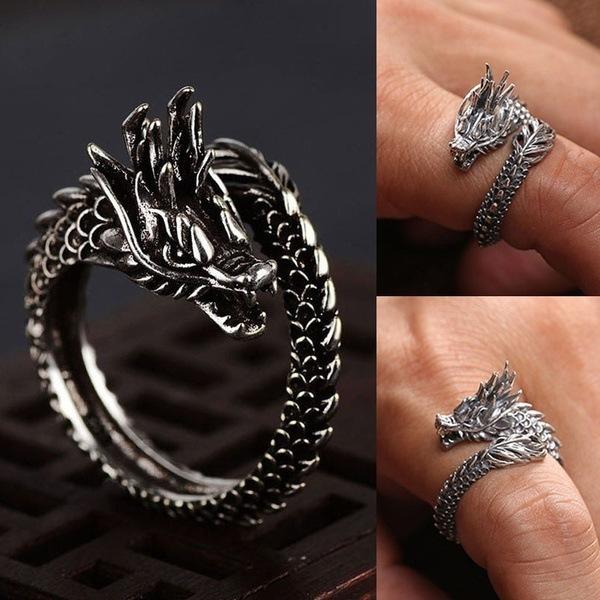 Drachen Ring 1