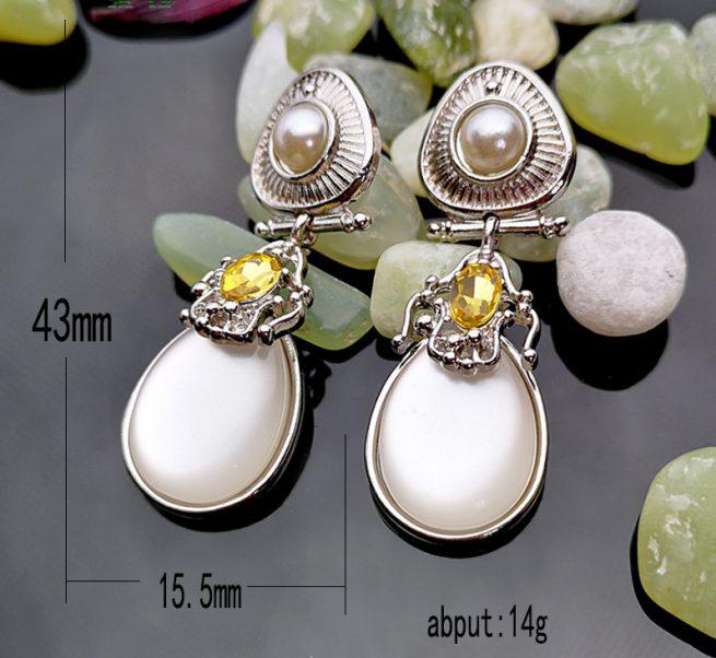 Modische Ohrringe 3
