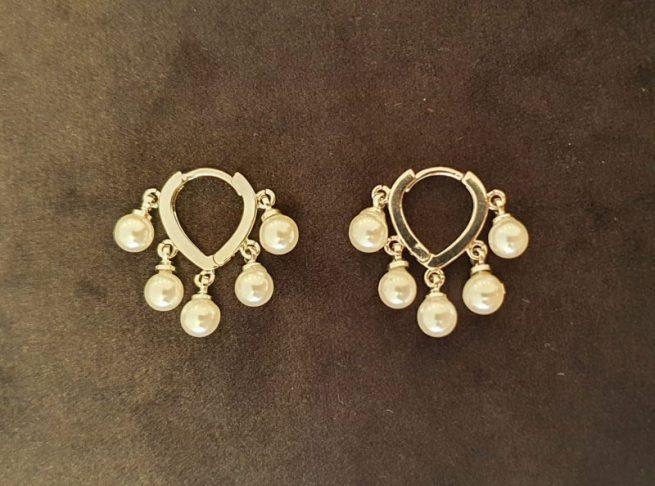 Modische Ohrringe 2