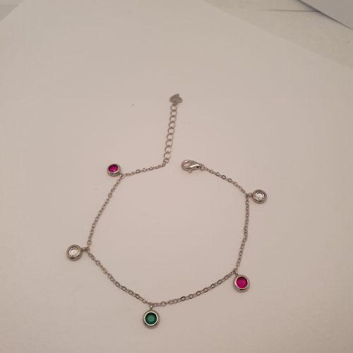 Kristall Armband