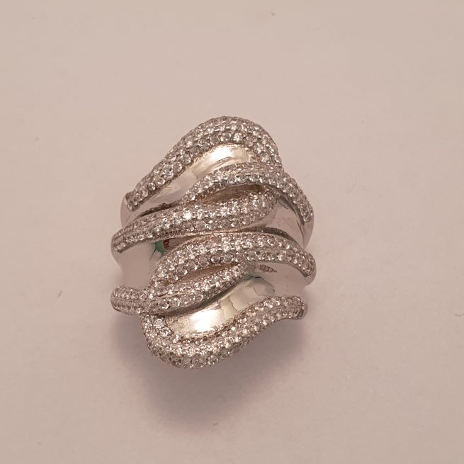 Silber Ring Layla 1